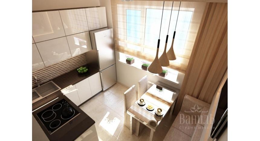 Маленька кухня 07